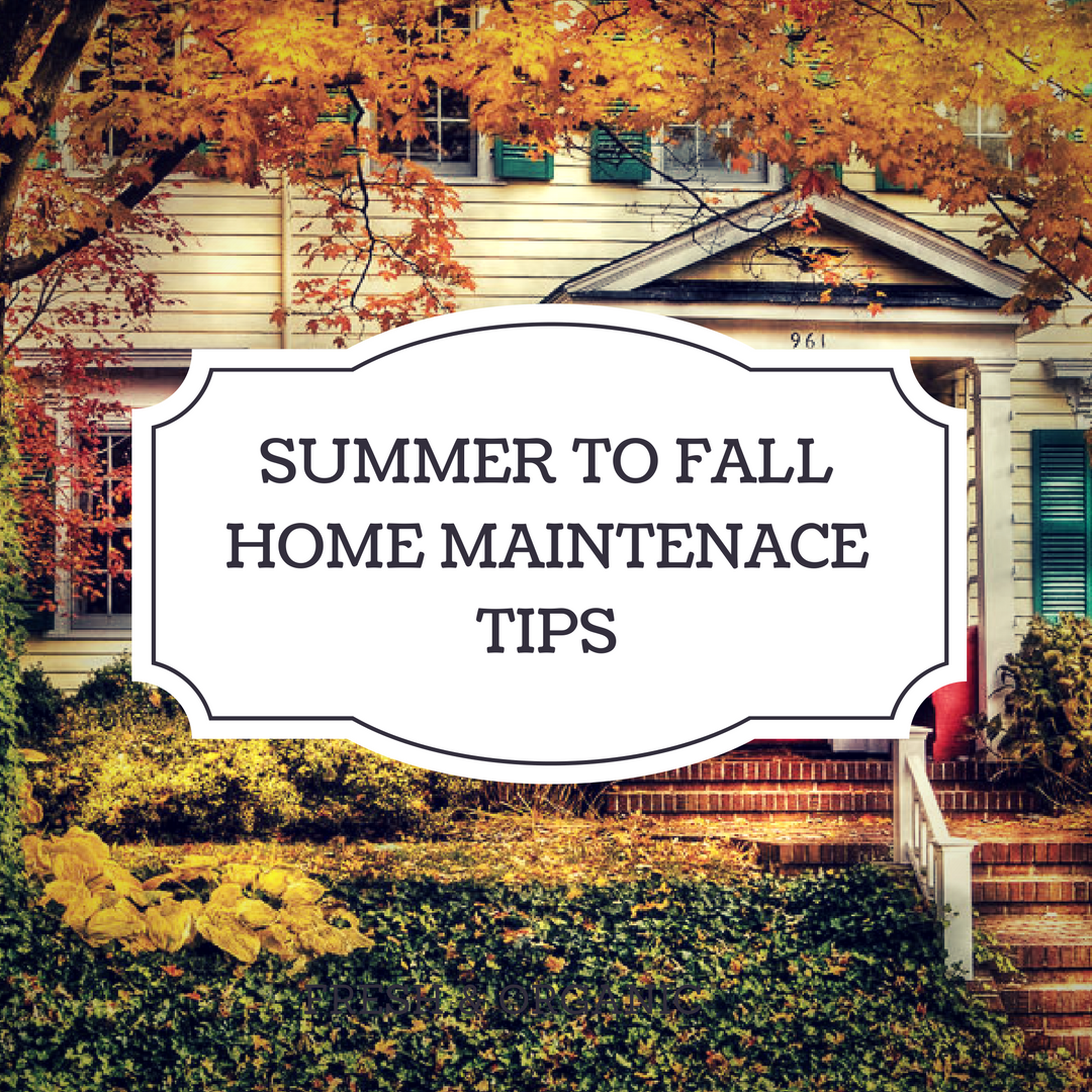 Fall Home Maintenance Tips summer to fall home maintenance - kansas city property inspections