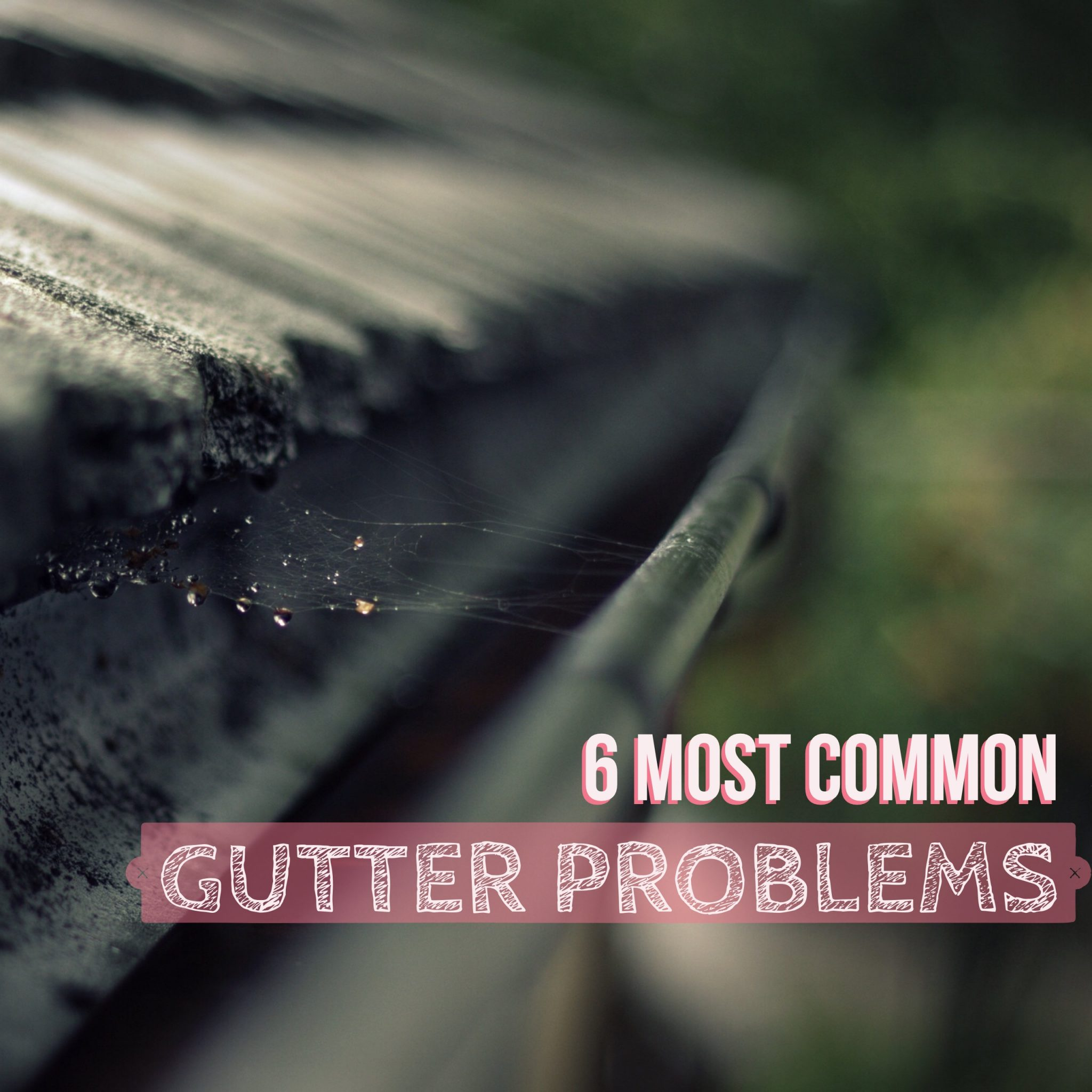 6 Most Common Gutter Problems Kansas City Property