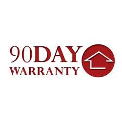 90-Day Warranty
